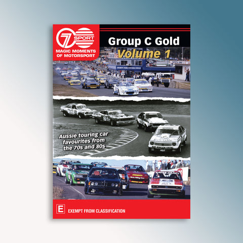 Group C Gold Volume 1 DVD