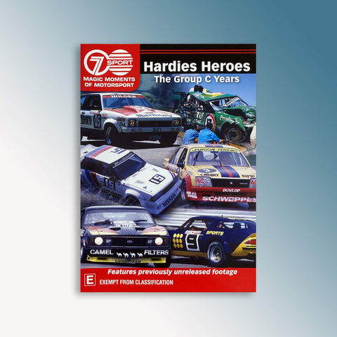 Hardies Heroes - Bathurst 1978-1984 DVD