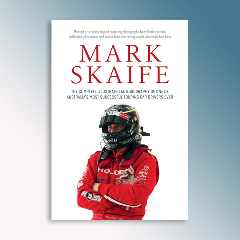 Mark Skaife: The Complete Illustrated Autobiography (PRE-ORDER)