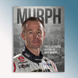 Murph: The Illustrated History of Greg Murphy Book