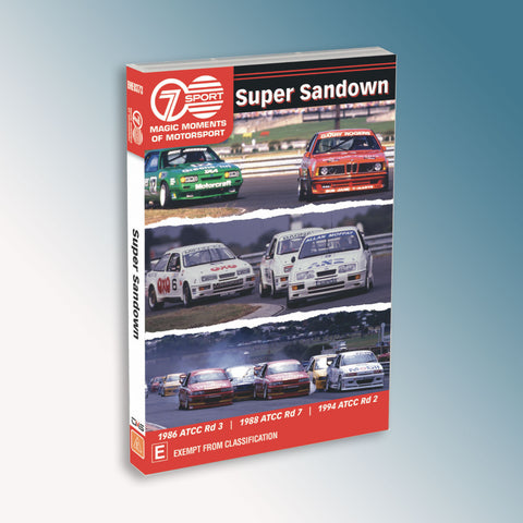 Super Sandown DVD