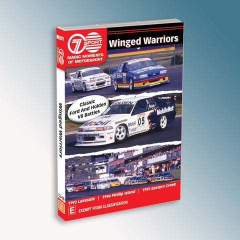 Winged Warriors DVD