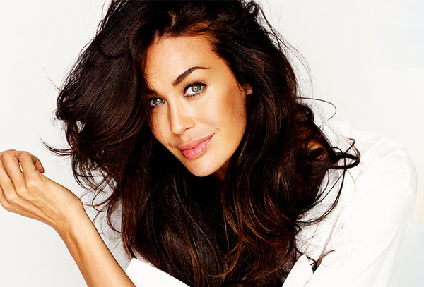 MEGAN GALE Gives Birth To Baby Girl ROSIE