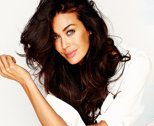 Megan Gale Gives Birth To Baby Girl