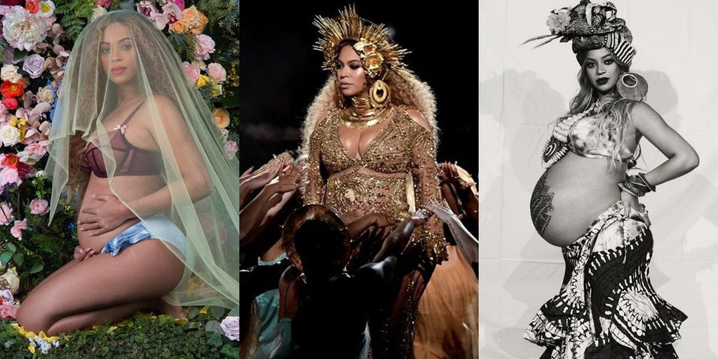 Beyonce Snubs The Traditional Baby Shower