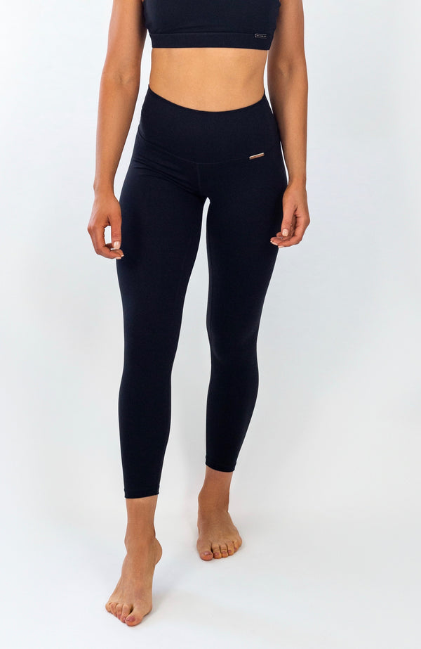 PALOMA Leggings - 7/8 AnkleBiters - Black Ink