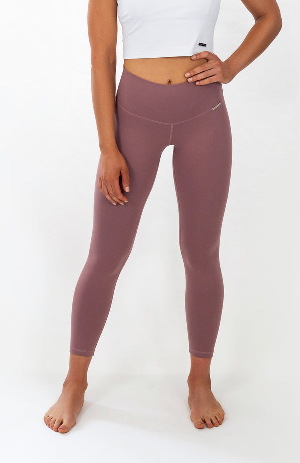 PALOMA Leggings - 7/8 AnkleBiters - Rose Blush