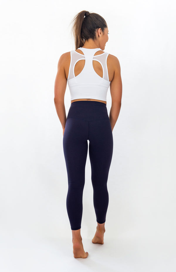 PALOMA Leggings - 7/8 AnkleBiters - Midnight Blue