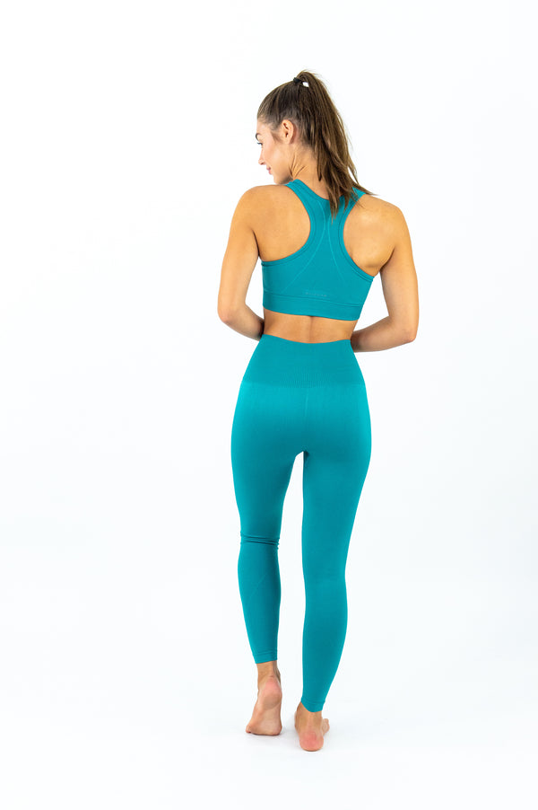 Avalon Seamless Sports Bra - Fresh Mint