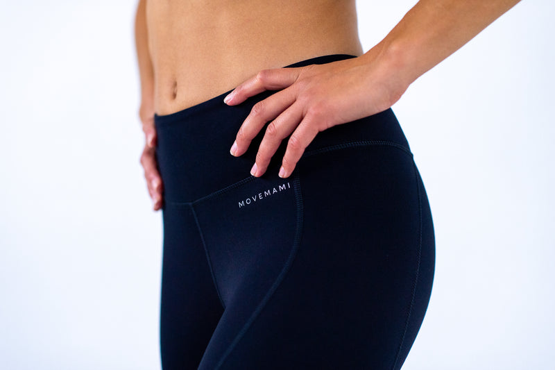 London Leggings - Black Ink