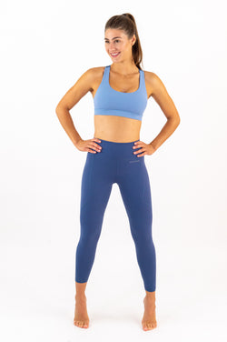 London Leggings - Winter Blue
