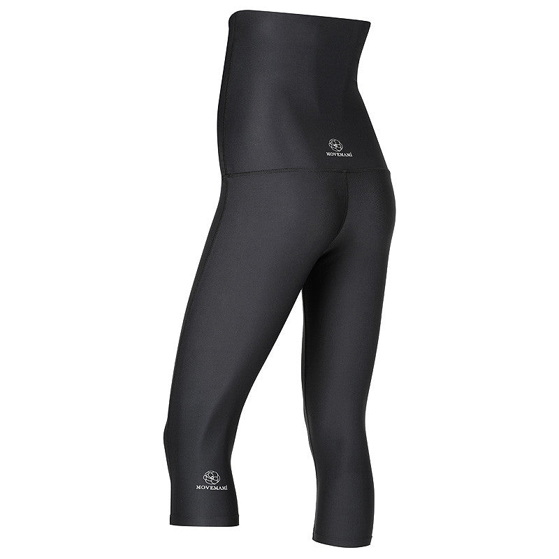 MOVEMAMÍ MATERNITY RECOVERY Leggings - 3/4 Capris