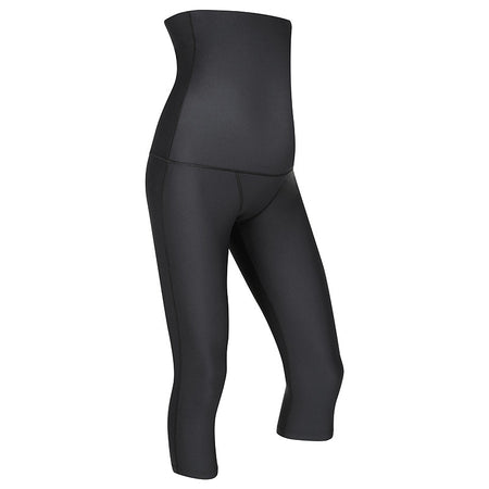 MOVEMAMÍ 'GISELE' Mid-Waist Sculpt Leggings - 10/10 Legs For Days - Black Ink
