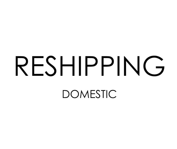 RESHIPPING - DOMESTIC - AUD10