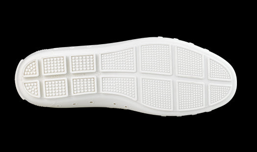 STYLEMONARCHY Occupational Shoes Lea White for Spas, Pharmacies, Medical, Dental, Hotels, Salons