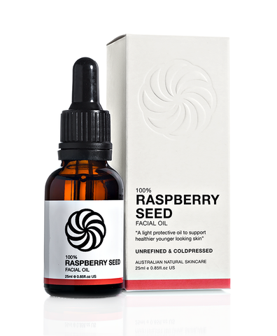 RASPBERRY SEED OIL - The Pure Oil Co