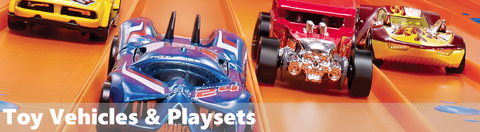 Toy Vehicles & Playsets