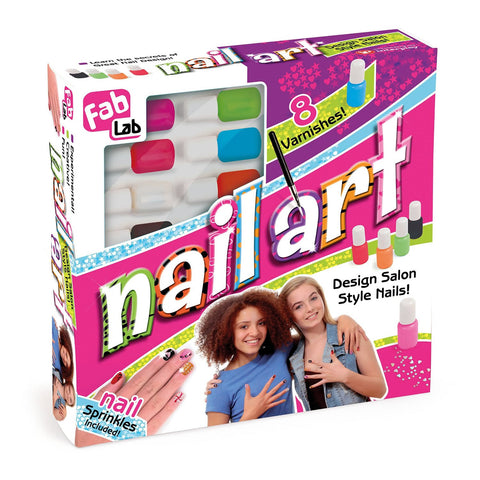 Fab Lab Nail Art Kit