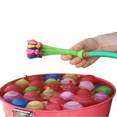 Self Sealing Rapid Fill Water Balloons