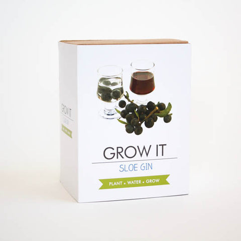 Gift Republic Grow It Sloe Gin Berries