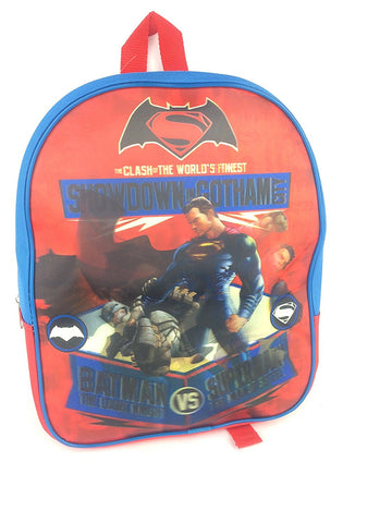 Batman vs Superman Lenticular Junior Backpack