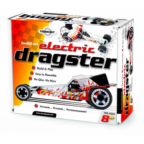 Technokit Build An Electric Dragster