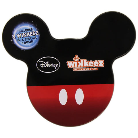 Character Disney Wikkeez Tin