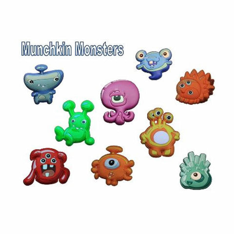 Character Floppets Munchkin Monsters