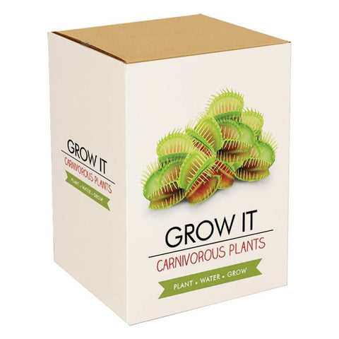 Gift Republic Grow It Carnivorous Plants Kit