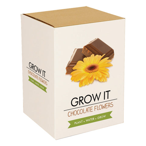 Gift Republic Grow It Chocolate Flowers