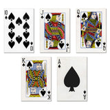 Gift Republic Playing Cards Fridge Magnets