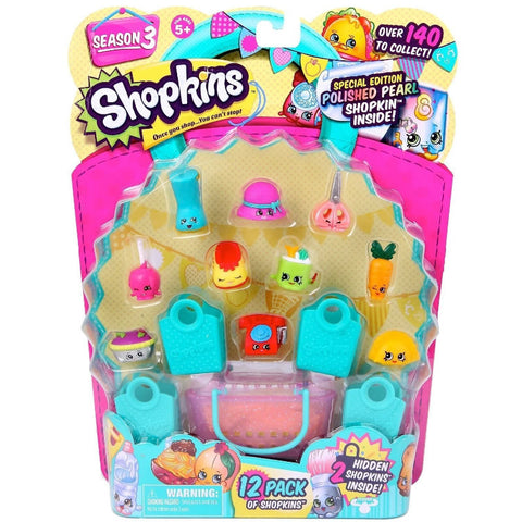 Shopkins Shopkins Season 3 12 Pack