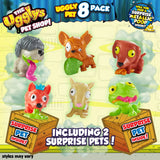 Character Ugglys Pet Shop 8 Pack