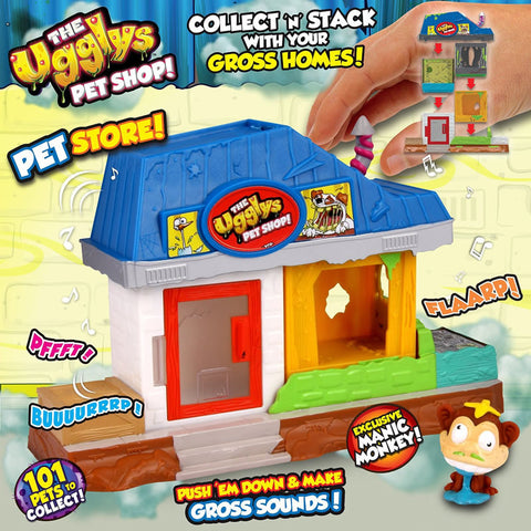 Character Ugglys Pet Shop