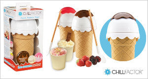 Chill Factor Ice Cream Maker
