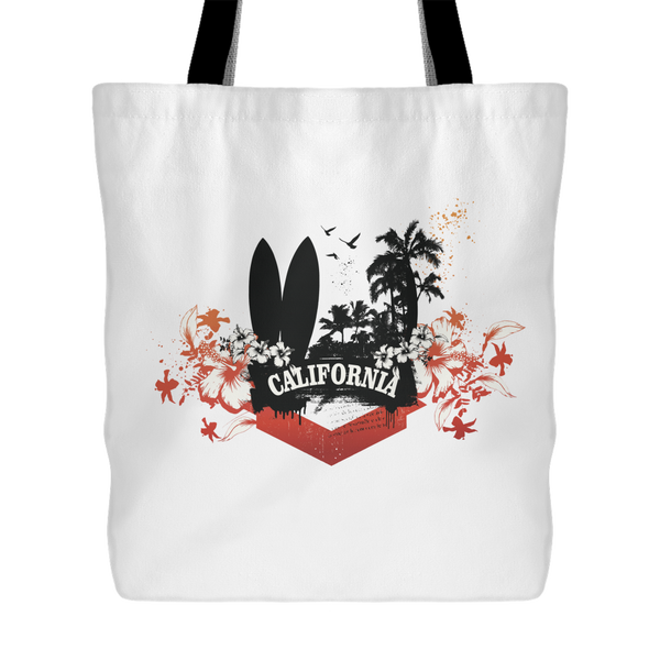 California Tote Bag Collection - Tea Palette