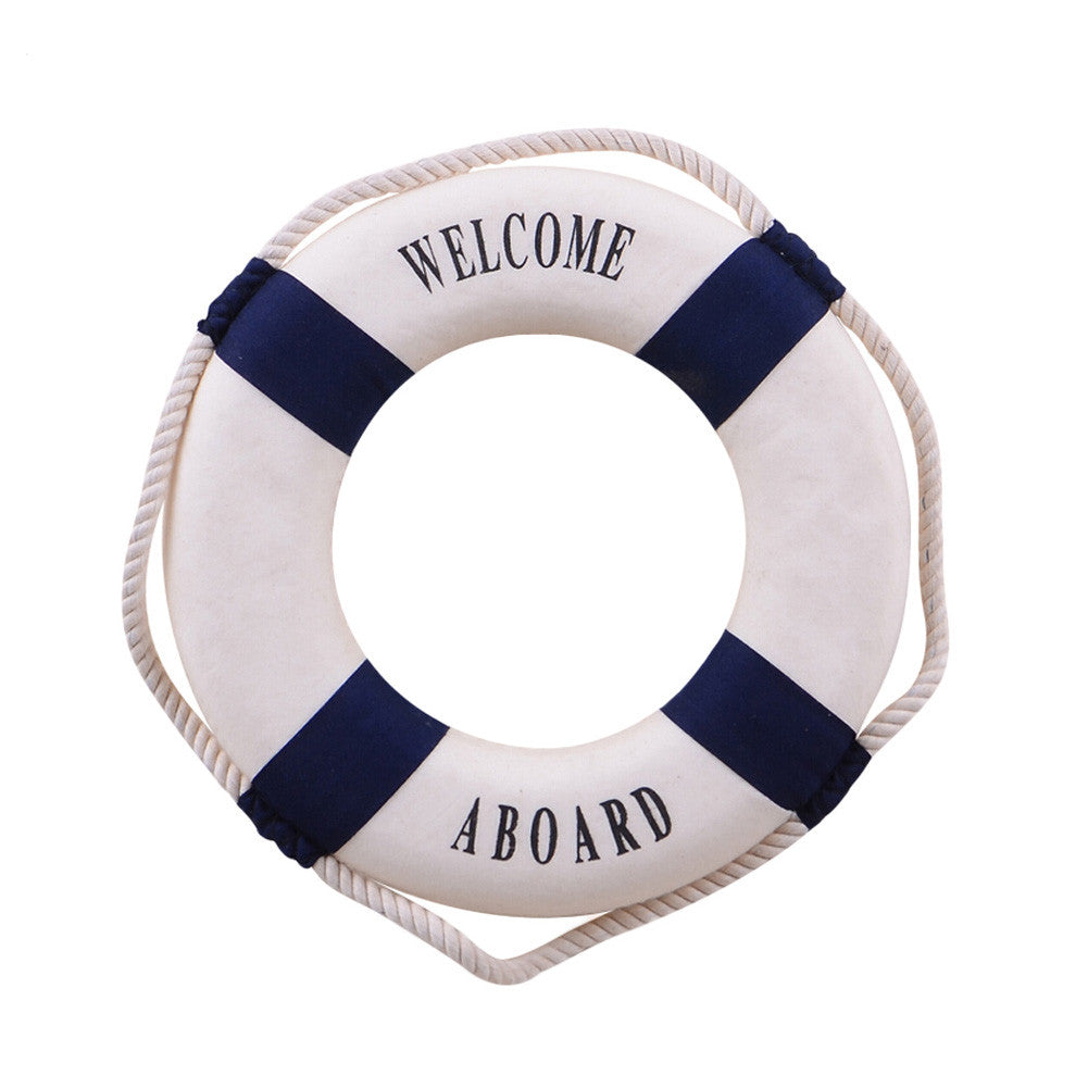 Swim Ring Home Decor - Tea Palette