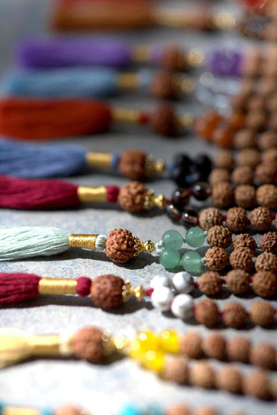 Why are there 108 beads on a Mala ?