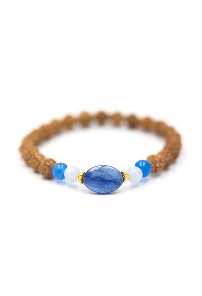 The Throat Chakra Bracelet