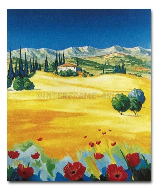 "Poster Art - Andre Martin ""Toscana 2"""