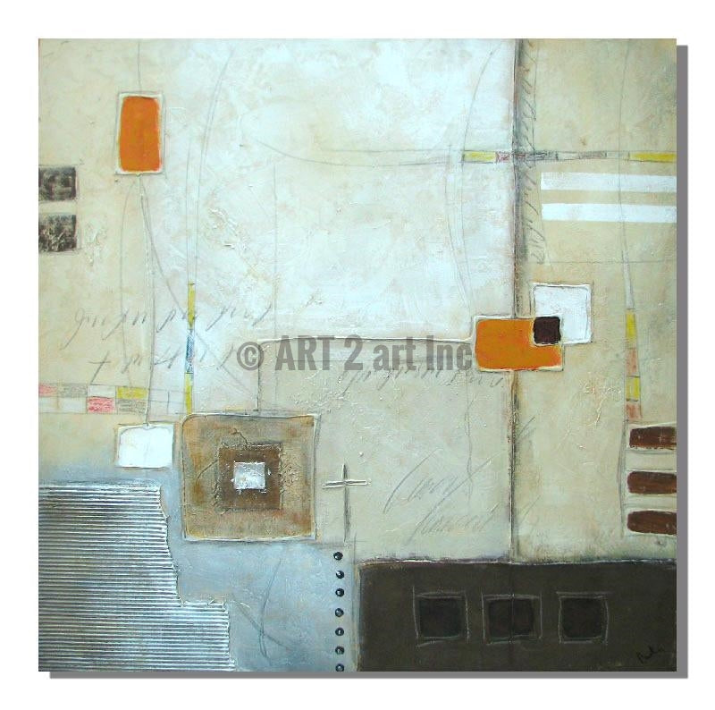 """AB-0135"" - Painting On Canvas at INTERFRAME ASIA by Randy Liu"