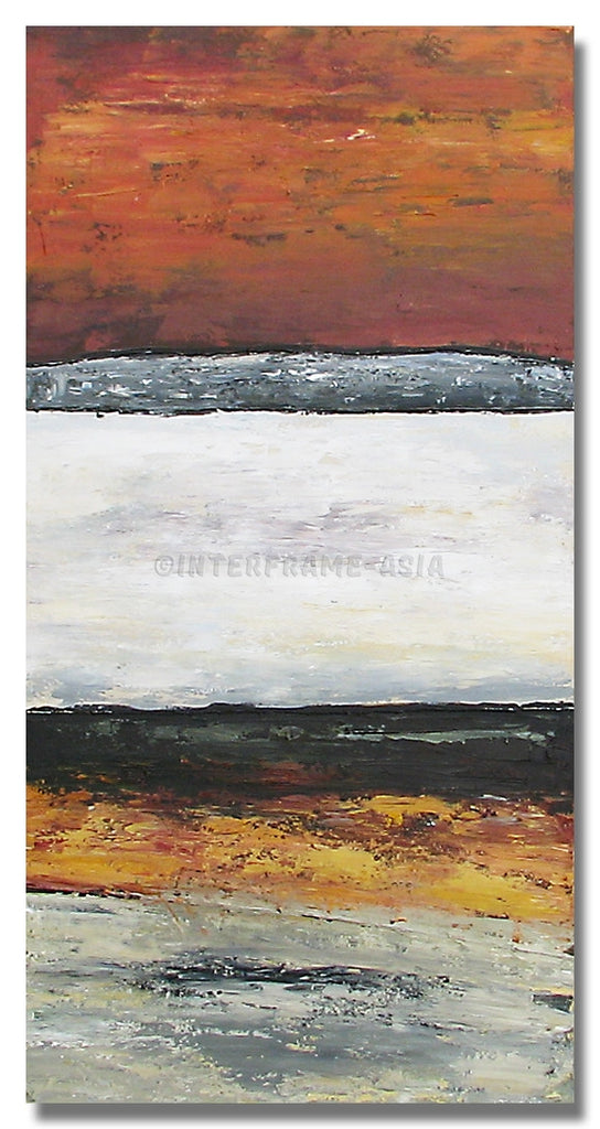 AB-0441 - Painting On Canvas at INTERFRAME-ASIA