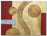 AB-0458 - Painting On Canvas at INTERFRAME-ASIA