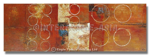 AB-1063 - Painting On Canvas at INTERFRAME-ASIA