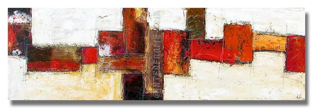 AB-1087 - Painting On Canvas at INTERFRAME-ASIA