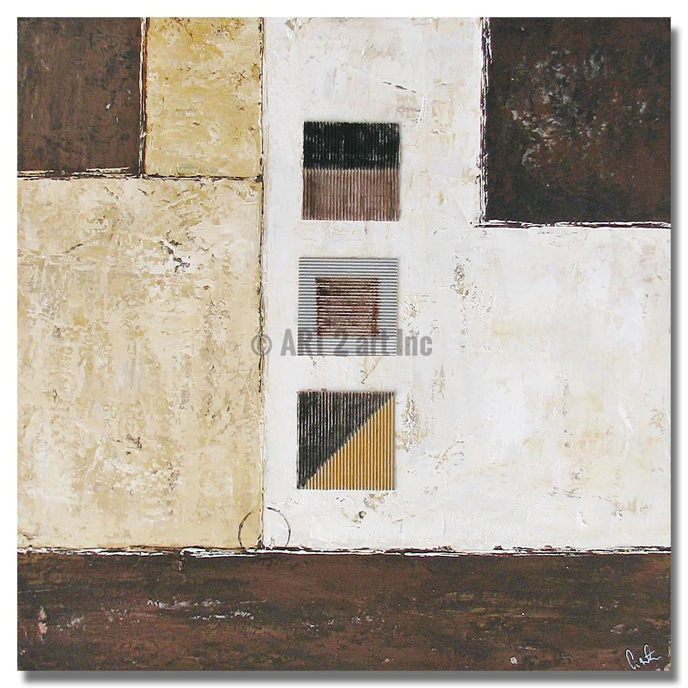 AB-1125 - Painting On Canvas at INTERFRAME-ASIA