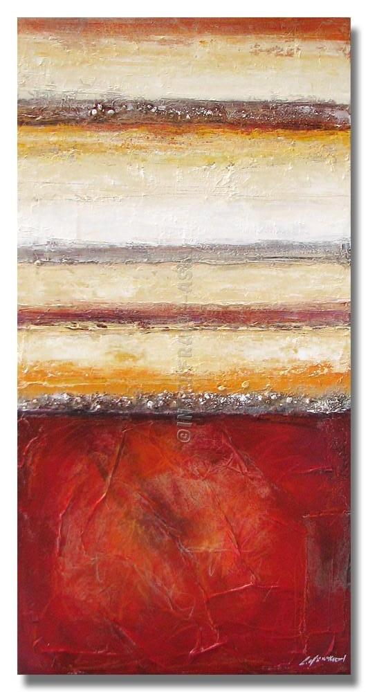 AB-1128 - Painting On Canvas at INTERFRAME-ASIA