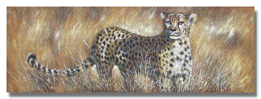 AB-1160 - Painting On Canvas at INTERFRAME-ASIA