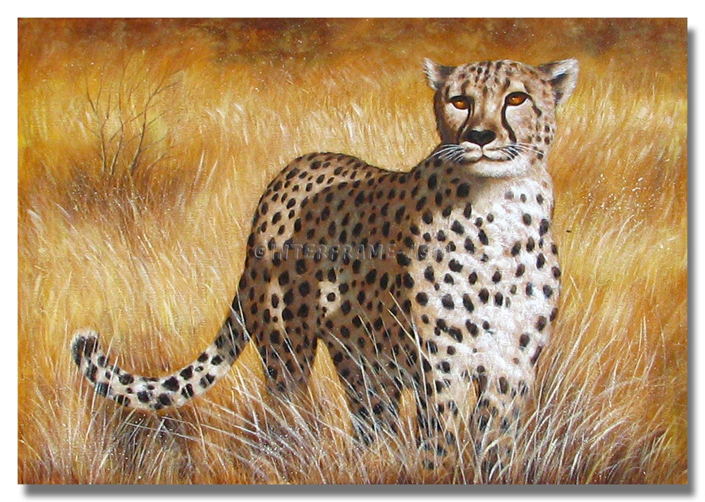 AB-1179 - Painting On Canvas at INTERFRAME-ASIA