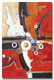 AB-1196 - Painting On Canvas at INTERFRAME-ASIA